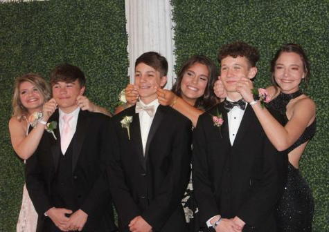At the 2018 prom,  three junior girls invited three freshman boys to attend with them. The 2019 prom will be held in the Ballroom in the Student Union at Fort Hays State University on April 13.